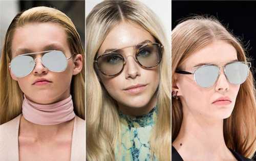 очки авиаторы женские: особенность, виды