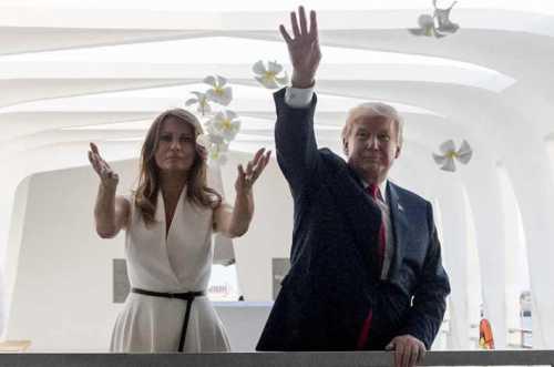 сми утверждают: мелания трамп заработала сотни тысяч долларов на своих положительных фото