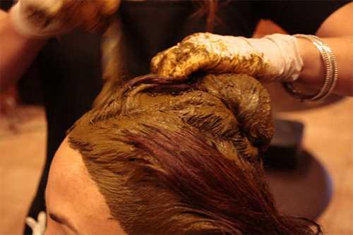 окрашивание волос dip dye hair