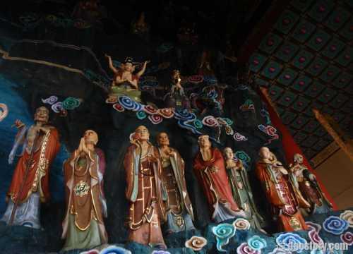 буддийские ступы